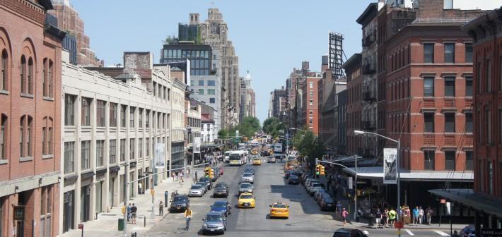 A Torontonian in New York